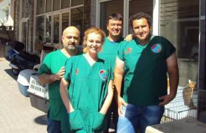 Εθελοντικές στειρώσεις της ΕΔΚΕ στη Θεσσαλονίκη